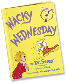 Wacky Wednesday Dr. Seuss Edison eNews - Week of...